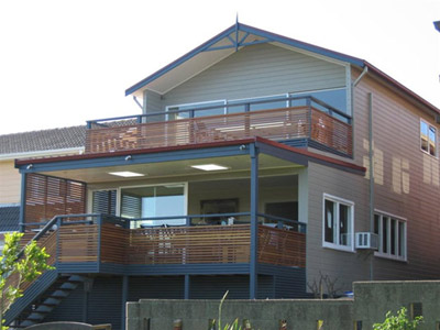 Balcony Fence project in Curl Curl