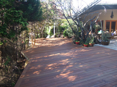 decking in Frenchs Forest