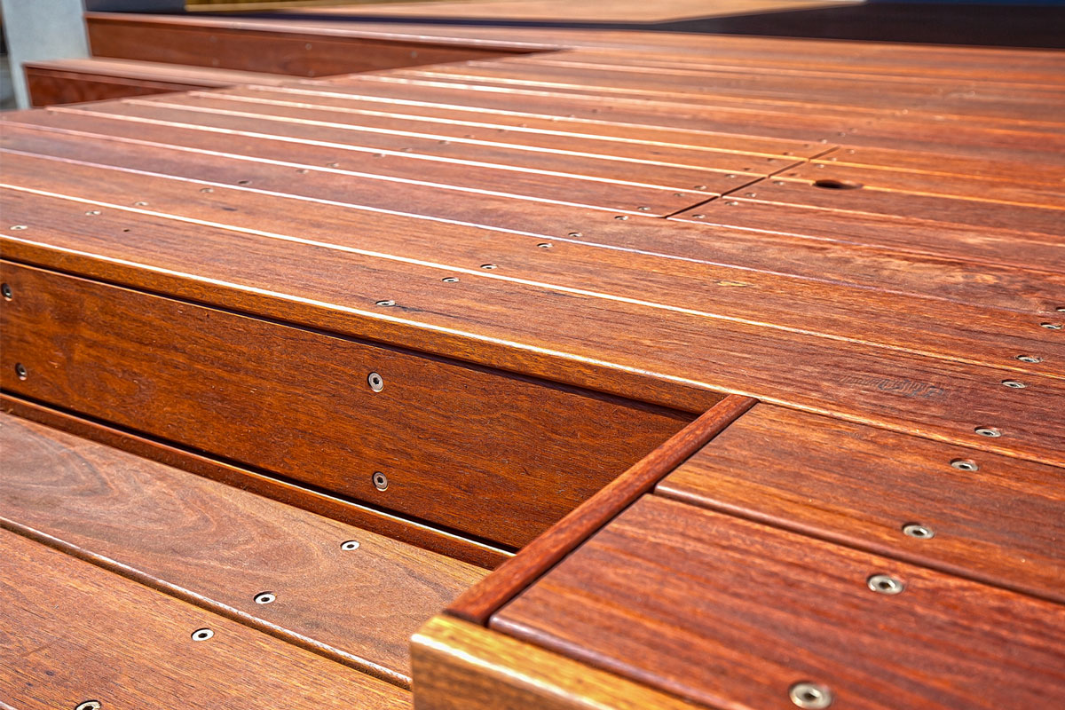 Fairlight Decking