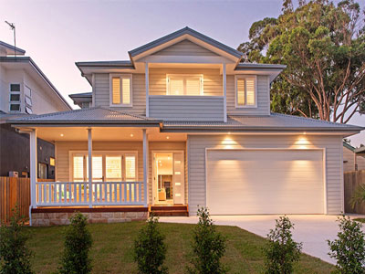 North Curl Curl weatherboards, decking and doors project